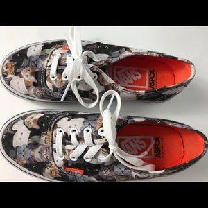 Vans Shoes - ASPCA Cat Vans